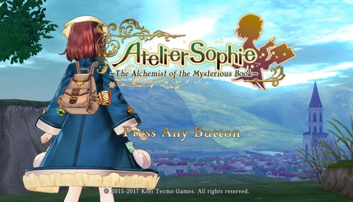 Atelier Sophie & Nights of Azure Headed to Steam PC