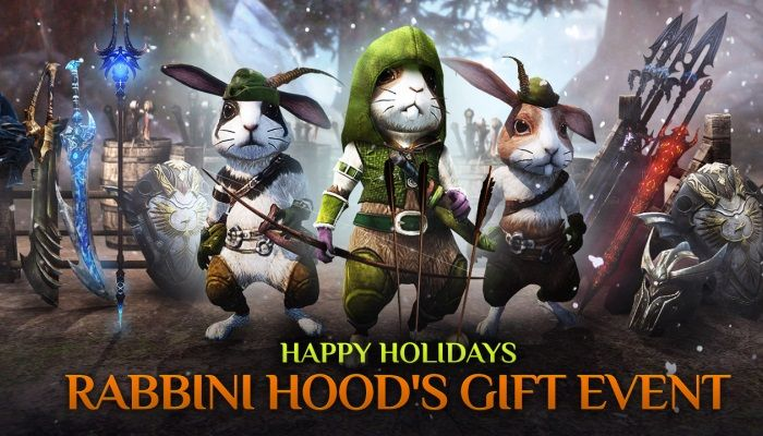 Ellandfel Arrives with Fre Rabbini Hood's Gifts - MMORPG.com