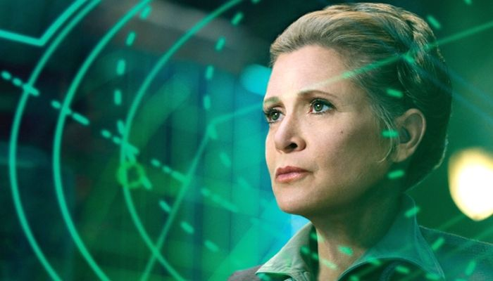 Carrie Fisher to be Memorialized in Next Update - Elite: Dangerous News