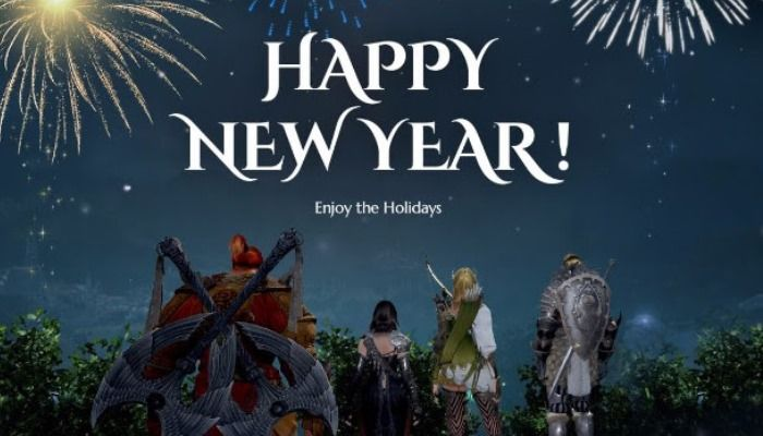 2016 Wraps Up with a New World Boss - Black Desert Online - MMORPG.com