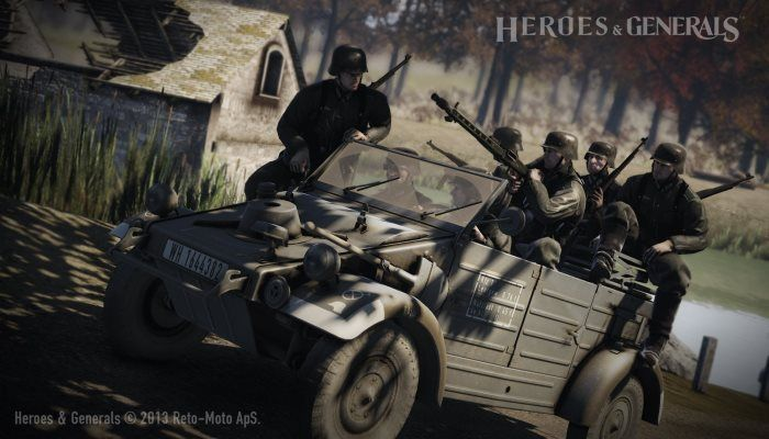 Jetting Into 2017 with Big Plans & 10M Registrations - Heroes & Generals - MMORPG.com