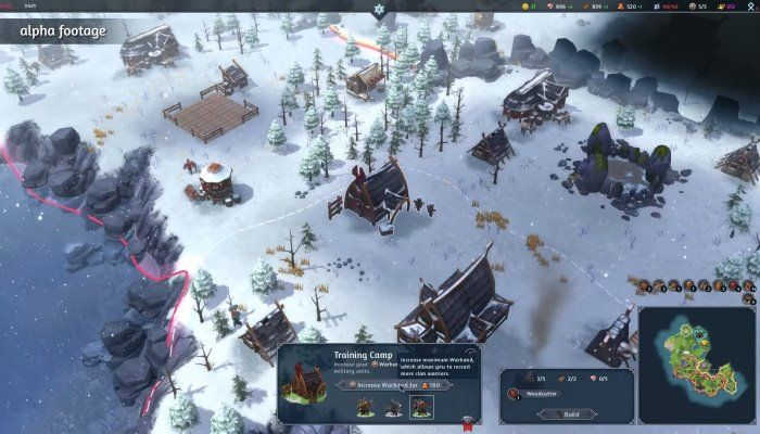 Northgard to Hit Early  Access on February 22nd