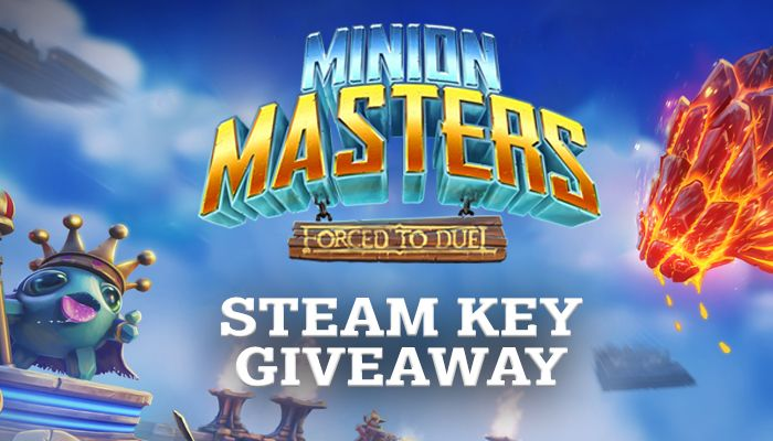 Minion Masters Steam Key Giveaway!