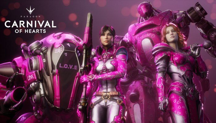 Carnival of Hearts Event Kicks Off - Paragon - MMORPG.com