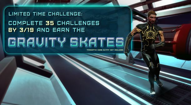 New Challenge to Earn Gravity Skates - MMORPG.com