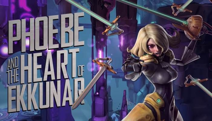 Phoebe & the Heart of Ekkunar Launches Today - Battleborn News
