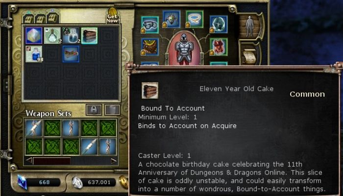 Be Sure To Claim Your 11th Anniversary Gifts - MMORPG.com