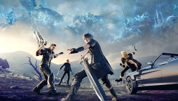 Do Today's Nvidia Tech Test Videos Mean PC Version Incoming? - Final Fantasy XV News