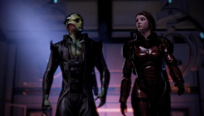 Mass Effect 2 Is Currently Available For Free In Origin