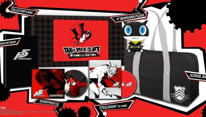 Amazon Cancels Delivery Of A Pair Of Editions - Persona 5 News
