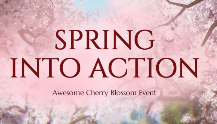Allergy Alert! Cherry Blossom Event Begins - MMORPG.com