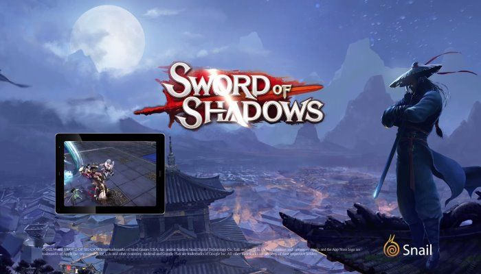Mobile ARPG Sword of Shadows Launches