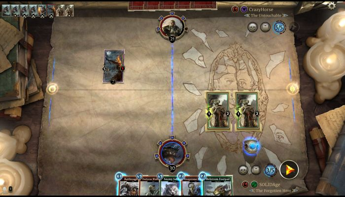 Elder Scrolls Legends Launches for iPad