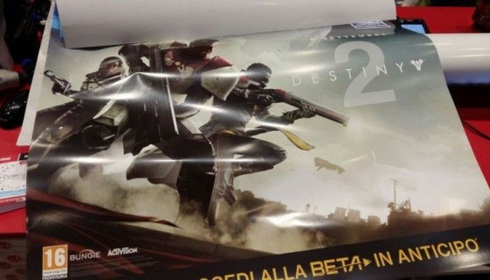 Destiny 2 in September? Maybe So Judging by This Poster