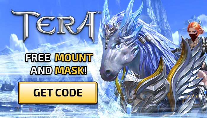 TERA Mount and Mask Giveaway! - MMORPG.com