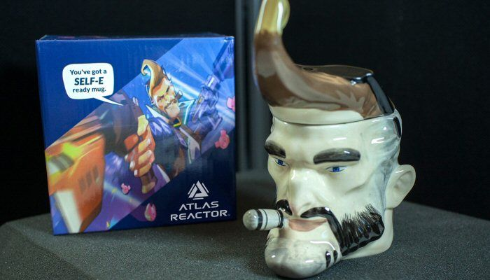 Lockwood Mug & PuP Plushie Giveaway! - Atlas Reactor News