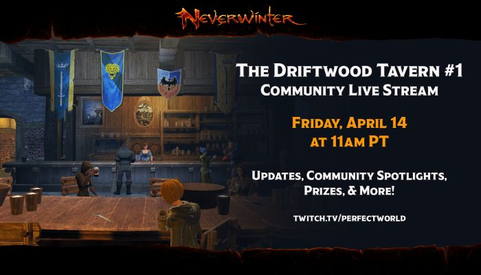 New Bi-Weekly Driftwood Tavern Stream Introduced - MMORPG.com