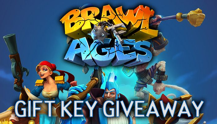 Brawl of Ages Gift Key Giveaway!