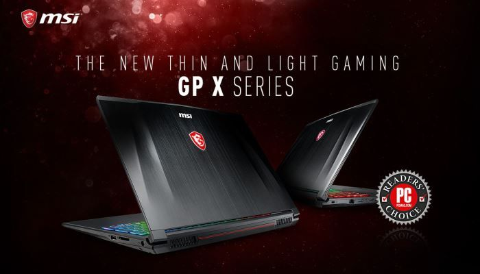 MSi Announces New Ultra Thin Gaming Laptops