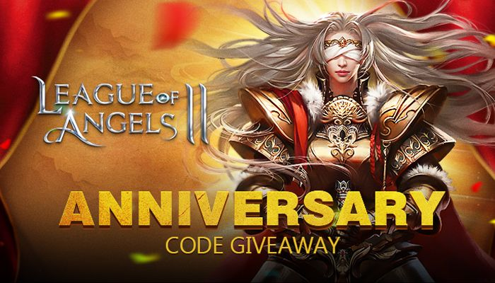 1 Year Anniversary Giveaway! - League of Angels II News
