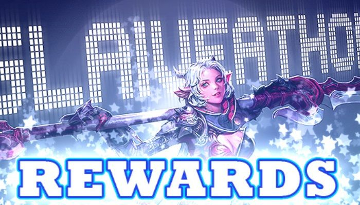Glaiveathon Rewards Debut This Weekend - TERA - MMORPG.com