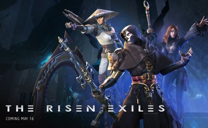 The Risen Exiles Expansion to Launch for PS4 on May 16th - Skyforge - MMORPG.com