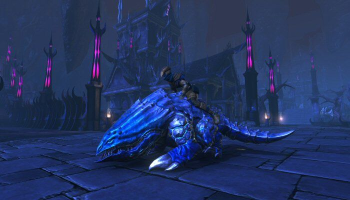 Sapphire Bulette Mount Giveaway! (PC Only) - Neverwinter - MMORPG.com