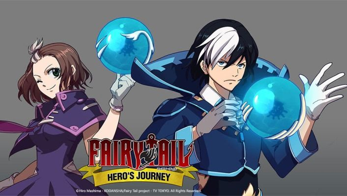 Fairy Tail Hero's Journey - 3 Classes of Wizards Announced
