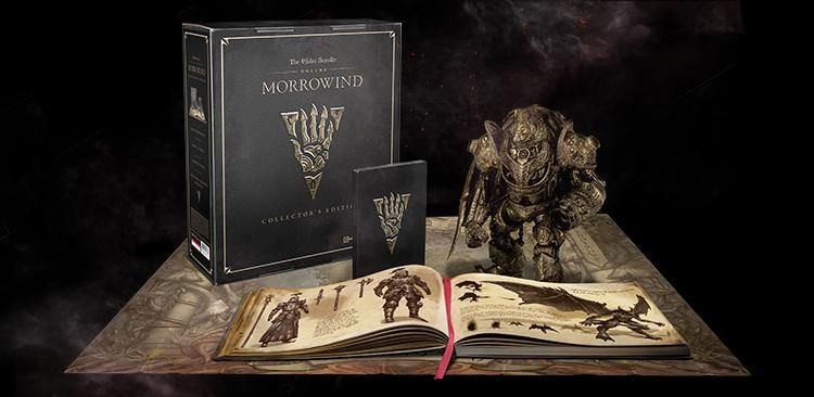 Win a PC Collector's Edition of ESO: Morrowind! - MMORPG.com