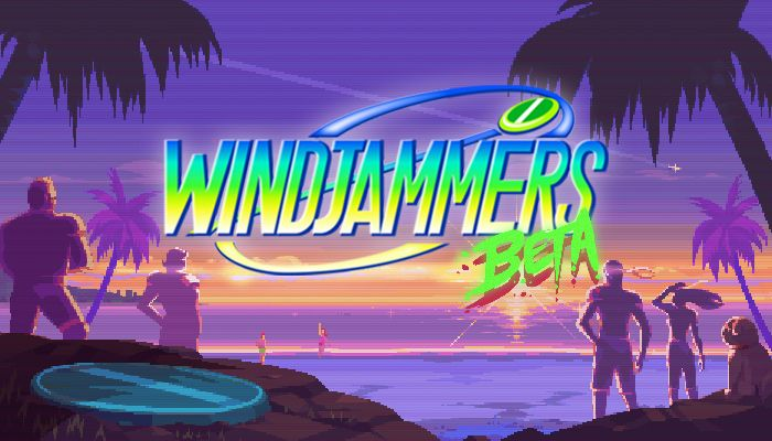 Windjammers PS4 Closed Beta Key Giveaway!