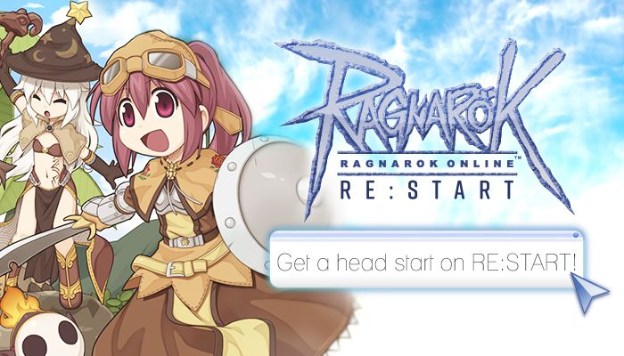 Ragnarok RE:START Gift Key Giveaway! - Ragnarok RE:START News