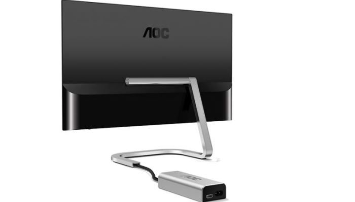 New Monitor Series Revealed by AOC & Studio F.A. Porsche