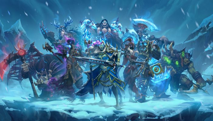 Get Chilly with Knights of the Frozen Throne Expac in August - MMORPG.com