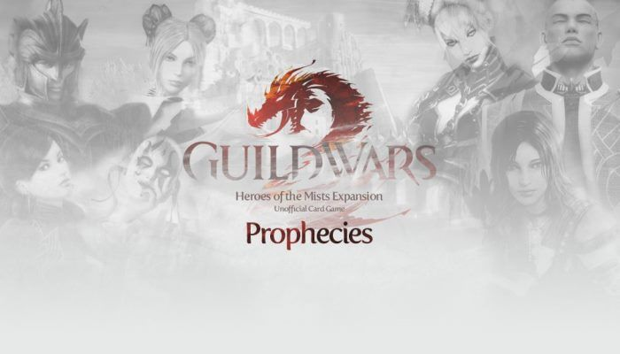 Guild Wars 2 Unofficial Card Game Expands with Prophecies