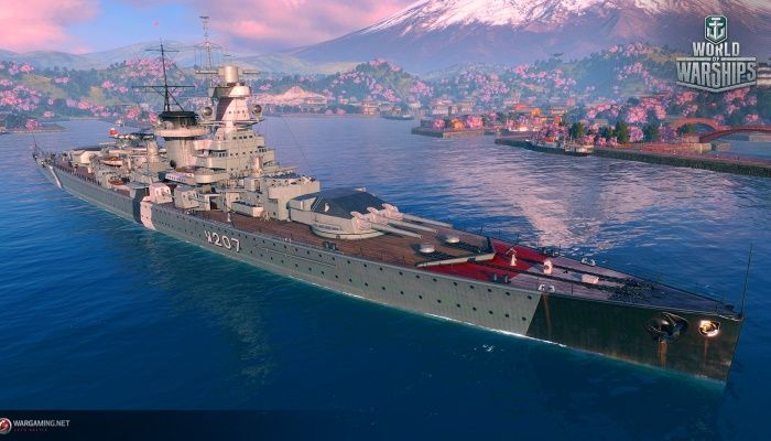 High School Fleet Ships Sail the Seas Starting Today - World of Warships - MMORPG.com