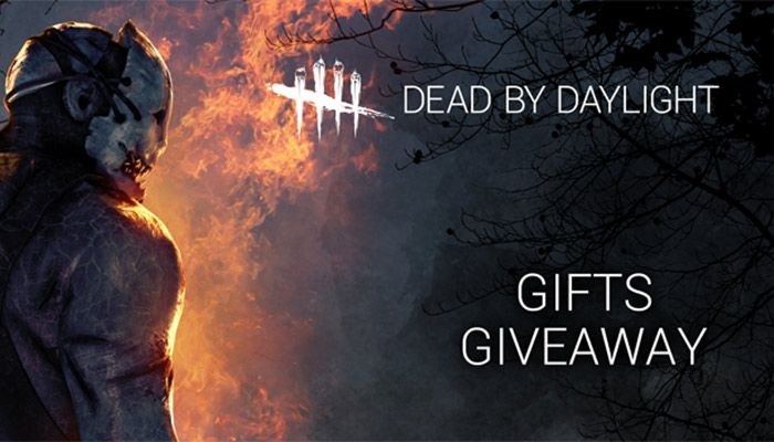 Dead by Daylight Gift Key Sweepstakes!