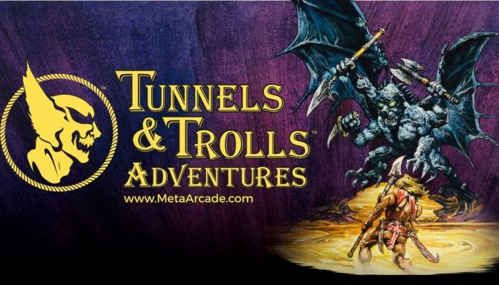 Tunnels & Trolls Adventures to Launch on August 17th