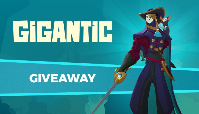 Airship Supplies Gift Key Giveaway! - Gigantic - MMORPG.com