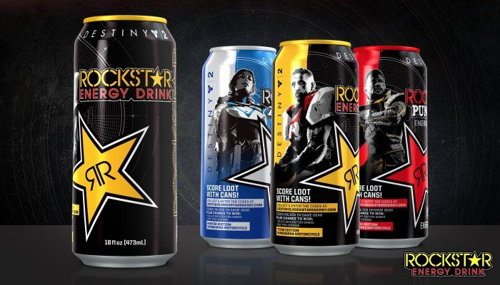 Party Hearty with Rockstar Energy Drinks & Pop-Tarts - MMORPG.com