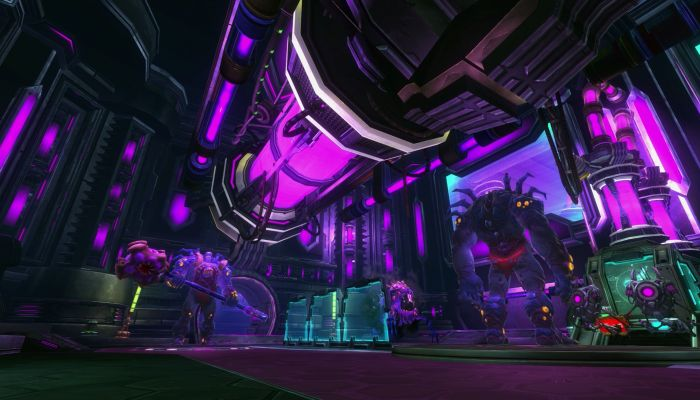 PTR Updated with Genetic Archives Prime Raid - MMORPG.com