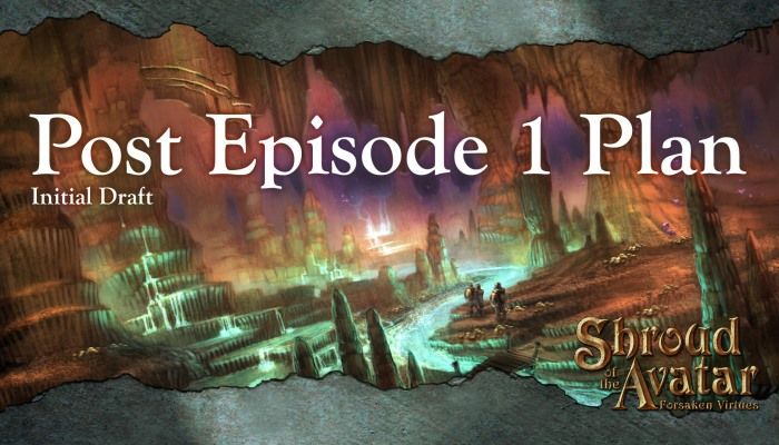 Plans for Future Episodes Beyond Episode 1 - MMORPG.com
