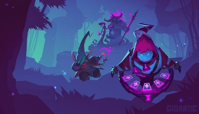 Corruption Update Goes Live with New Hero, Systems & Polish - Gigantic News
