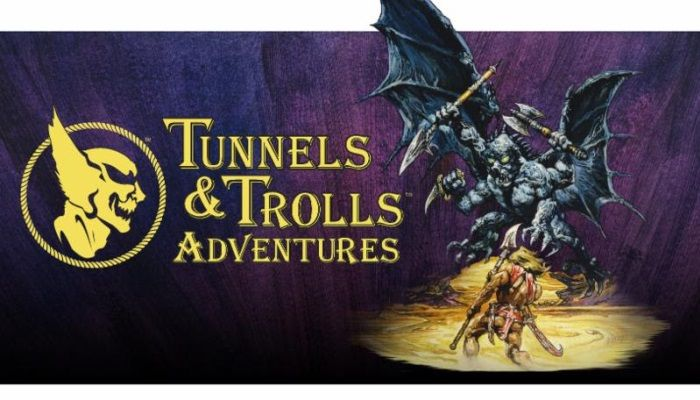 Tunnels & Trolls Adventures Launches on iOS & Android