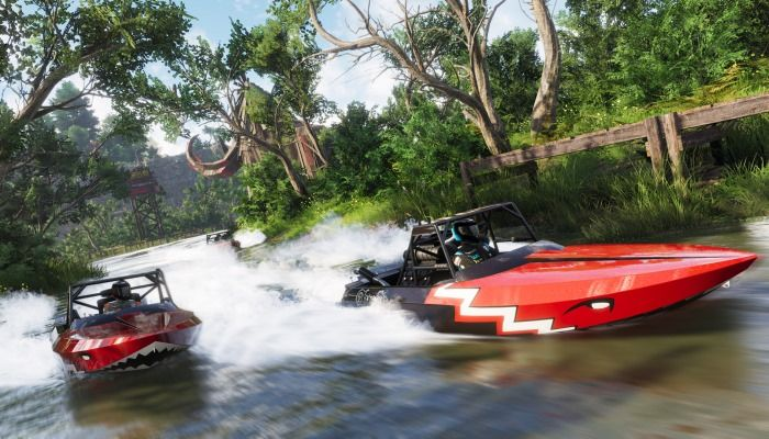 Racing to Release on March 16, 2018 - The Crew 2 News