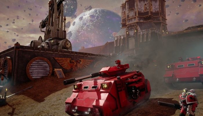 New Map & Personal Goals System to be Introduced on Friday - Warhammer 40k: Eternal Crusade News