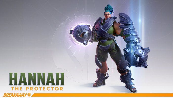 Hannah the Protector Goes Live for Weekend Arena Fun - Breakaway News