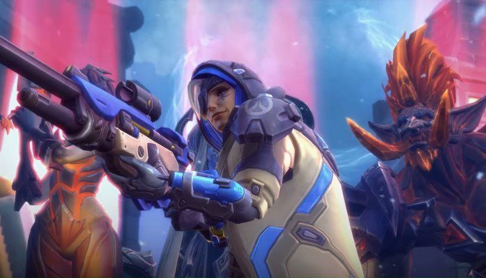 Latest Update Brings the Volskaya Foundry Map and Ana into the Game - Heroes of the Storm - MMORPG.com