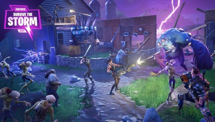 Epic Lowers the Boom and Bans Thousands of Players in Battle Royale - Fortnite - MMORPG.com