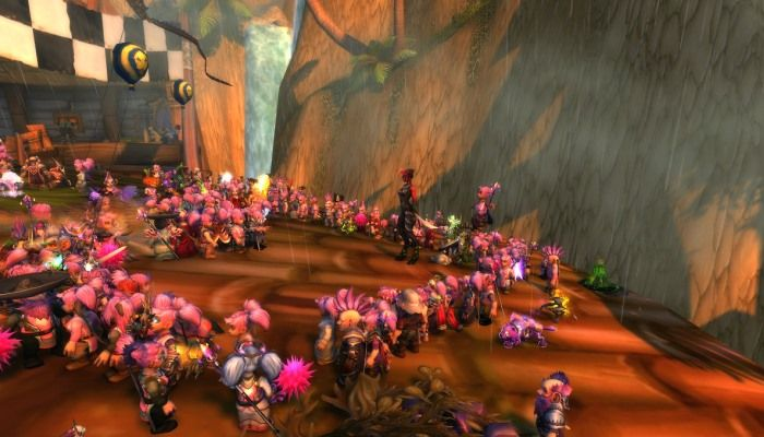 Pink Haired Gnomes Run to Raise $16k for Breast Cancer Research