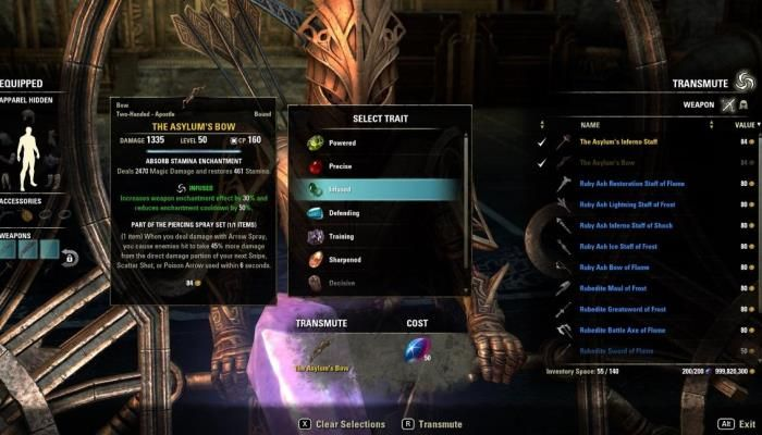 The Ins & Outs of Transmutation Explained - MMORPG com